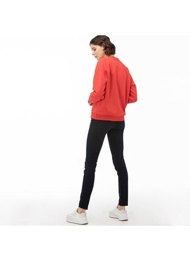 Lacoste Kadın Denim Pantolon HF0005.05R Lacivert